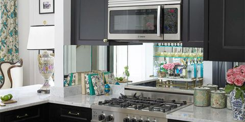 10 Space-Saving Tricks for Small Kitchens
