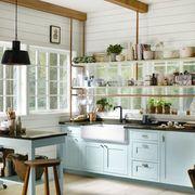 Small Kitchen Kim Lewis