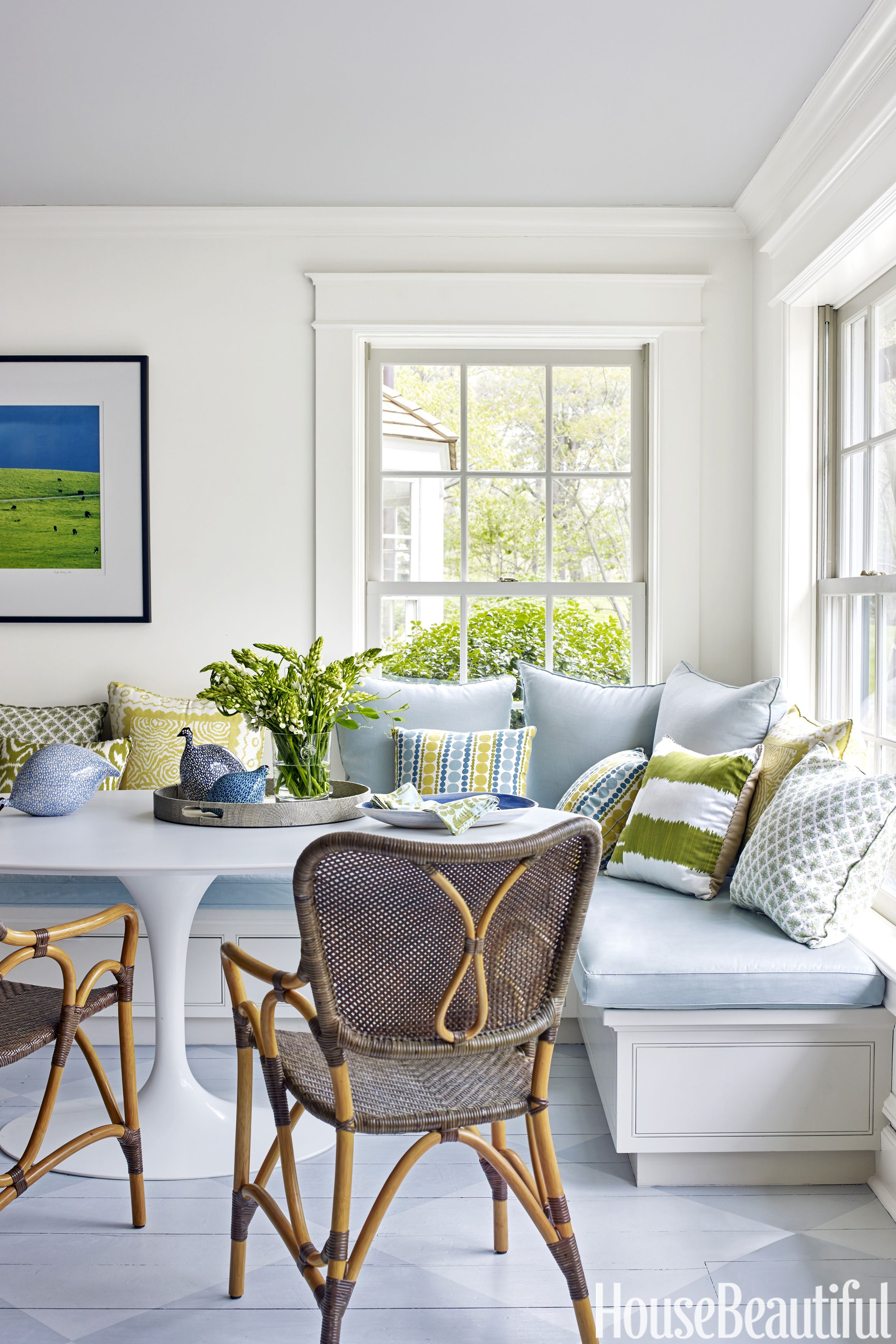50 Fresh Spring Decorating Ideas