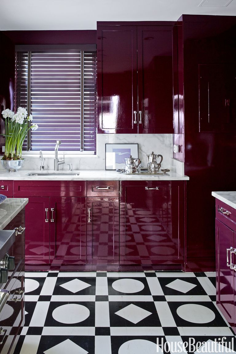 8 different shades of purple best purple paint colors for Purple paint in kitchen