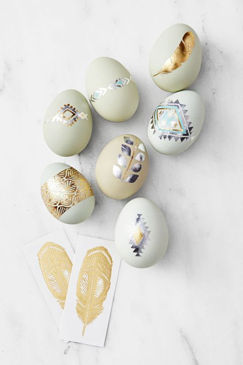 40+ Cool Easter Egg Designs - Creative Easter Egg Decorating Ideas Can Eggs Paint Be Used In A Bathroom on