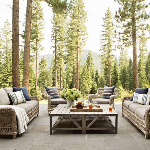 Matt O Dorisio Mountain Home Outdoor Patio