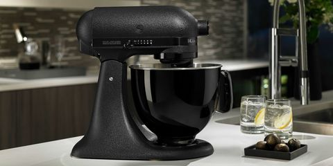 KitchenAid All-Black Mixer Now Available - All-Black Limited ...