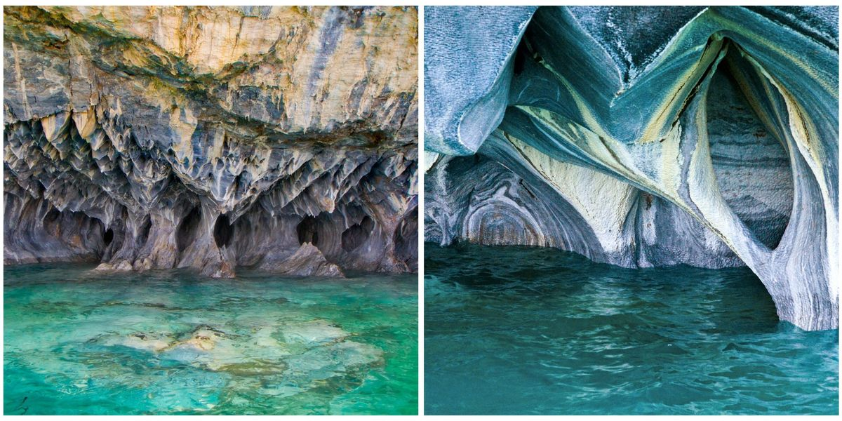 These Marble Caves Are Seriously Breathtaking You Might