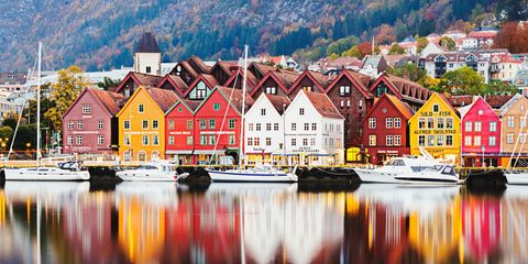 9 Stunning Photos That Prove Bryggen, Norway Is the Ultimate Storybook Town