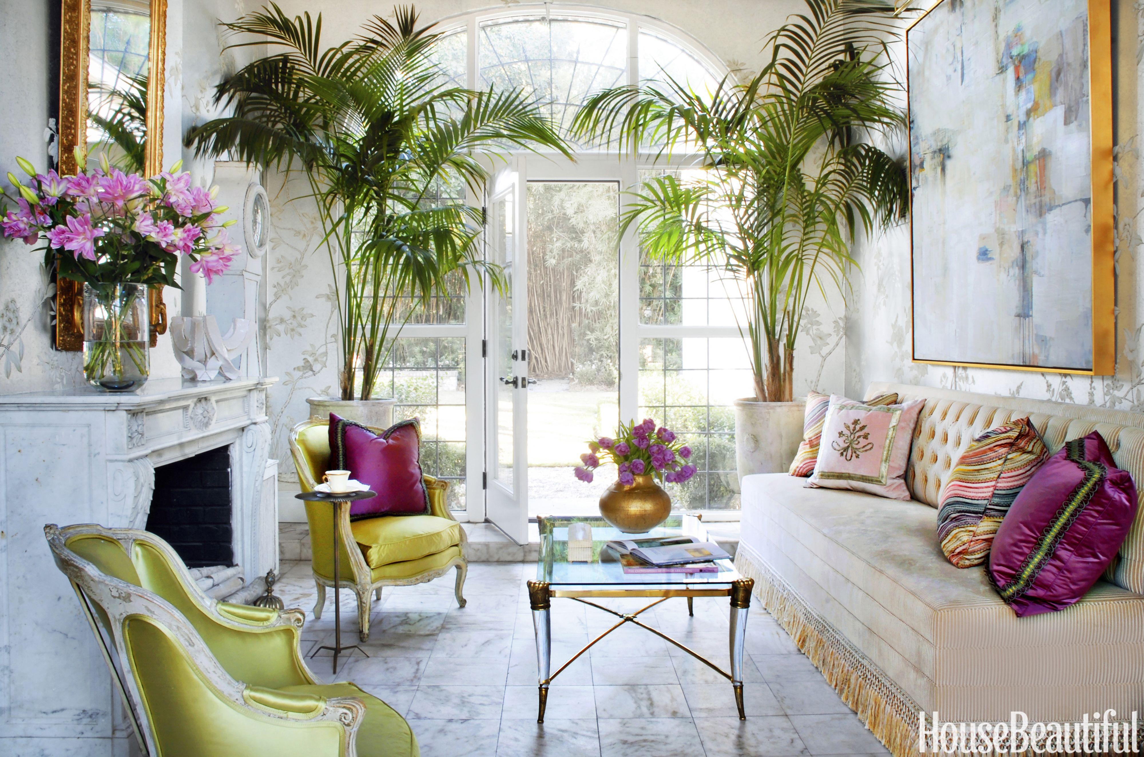 image & 12 Pretty Sunroom Ideas - Chic Designs \u0026 Decor for Screened In Porches