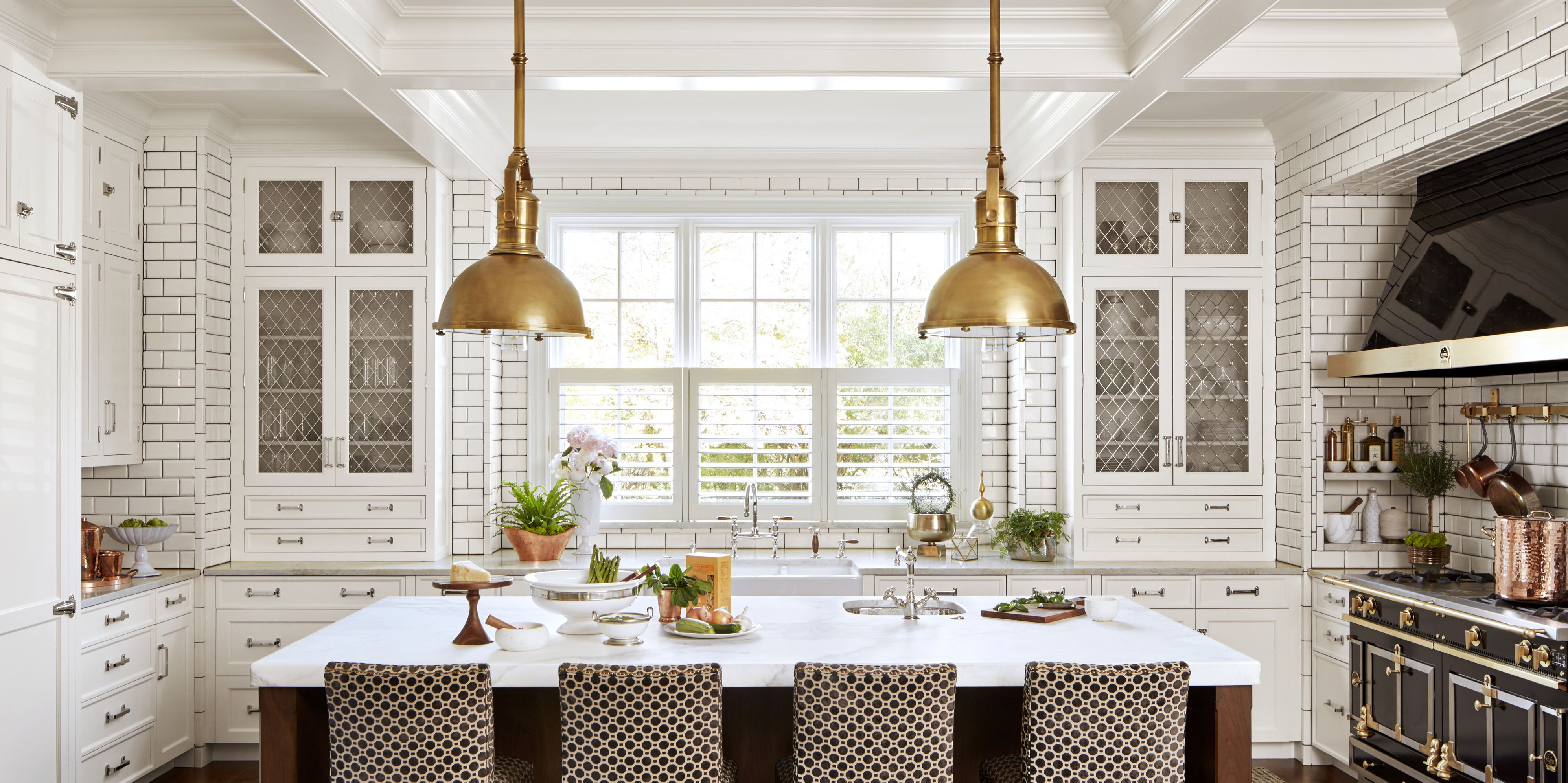 45 Kitchen Cabinet Ideas We're Obsessed With