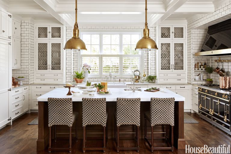 5 Beautiful Accent Wall Ideas To Spruce Up Your Home: 50 Kitchen Cabinet Design Ideas