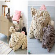 Textile, Interior design, Pattern, Wool, Crochet, Grey, Home, Teal, Knitting, Creative arts,