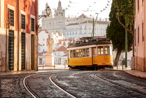 """<p>Portugal is pretty much on everyone's list for this year, and it's not surprise why. Dubbed the New Iceland (as the meteoric rise of the destination was no joke for 2016), the country's ready to welcome more visitors. With U.S. travel to Portugal increasing 22 percent in the last 12 months, many are already flocking. <a href=""""http://www.marieclaire.com/travel/news/a24677/where-to-stay-eat-and-drink-in-lisbon-portugal/"""" target=""""_blank"""" data-tracking-id=""""recirc-text-link"""">Lisbon is one of the most popular cities</a>, while Algarve (Portugal's coastal region), Porto (the busy city world famous for port wine), and Sintra (a day trip away from Lisbon and home to castles and villas) also make spectacular stops. </p>"""