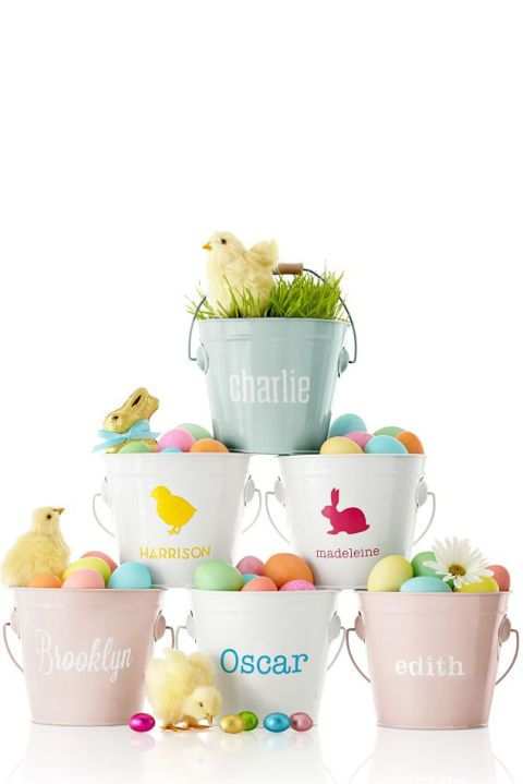 15 personalized easter baskets