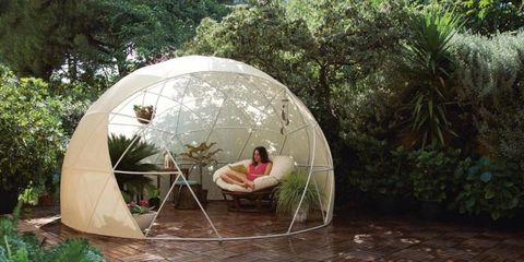 All Your Patio Needs Is This Weather-Proof Igloo