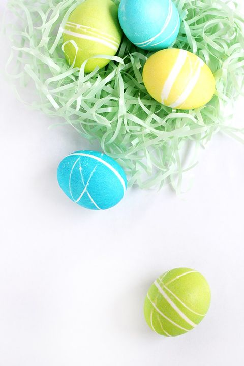 25 Creative Ways To Dye Easter Eggs Cool Easter Eye Dye