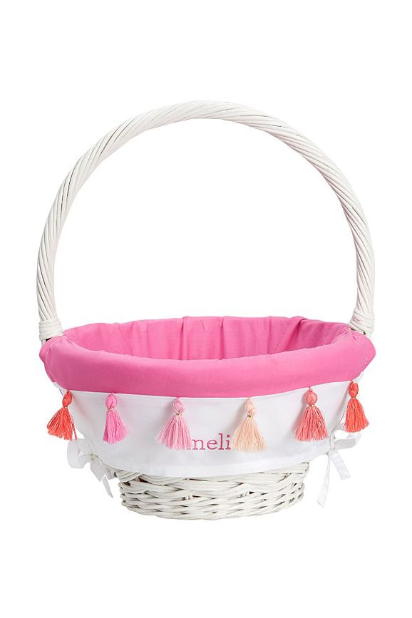 15 Personalized Easter Baskets - Monogrammed Baskets and Buckets ...