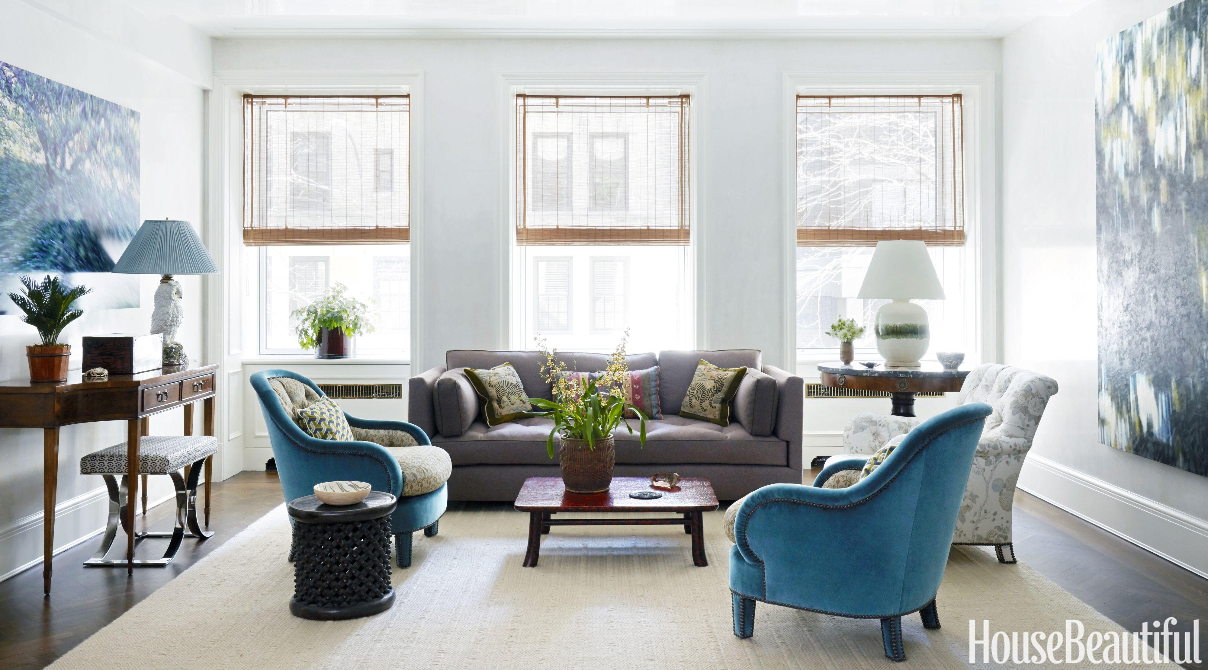 Markham Roberts Designs a Chic Manhattan Apartment - Stylish and ...