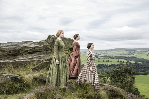 The Brontë Sisters Are Coming to TV