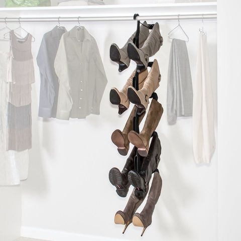 Clothes hanger, Room, Beige, Shoe, Interior design,