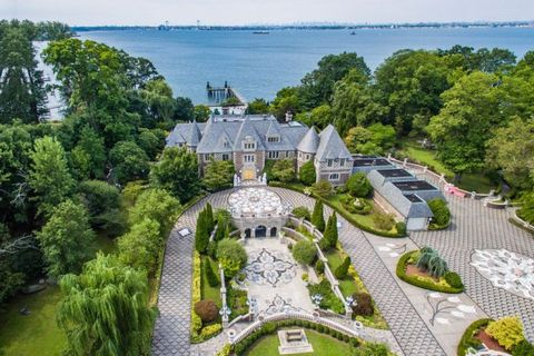 Mansion That Inspired The Great Gatsby Movie