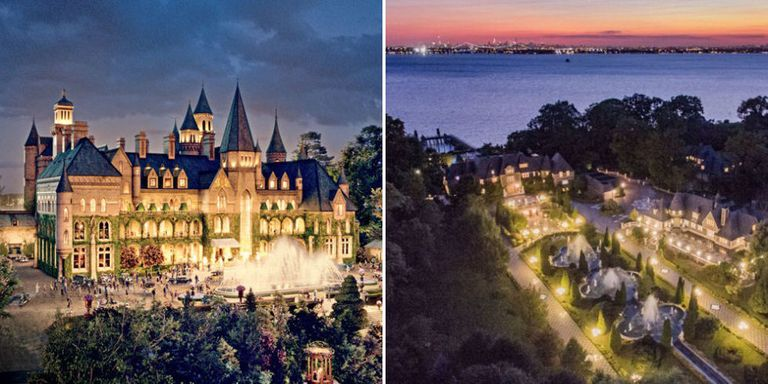 Mansion That Inspired Baz Luhrmann 39 S Great Gatsby On