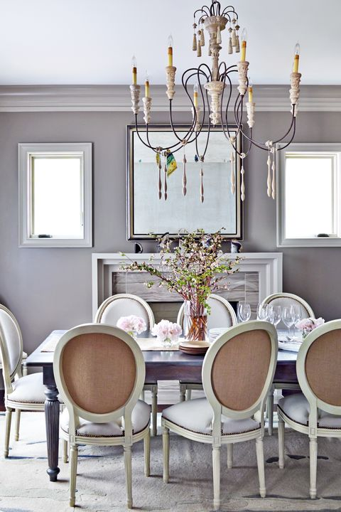 best color for dining room walls | 18 Best Dining Room Paint Colors - Modern Color Schemes ...