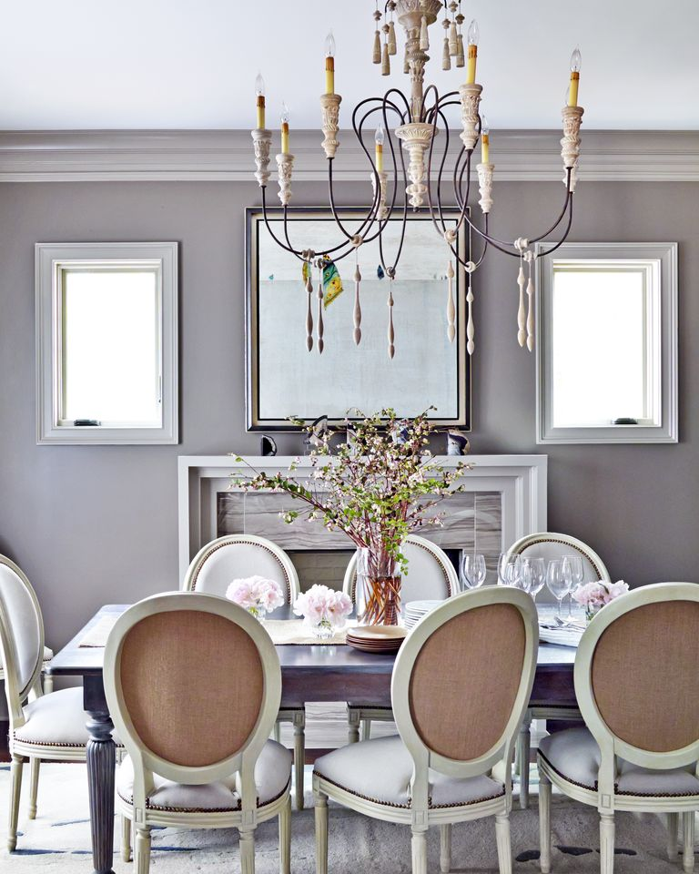 Most Popular Dining Room Colors: Soothing And Relaxing Paint Colors For