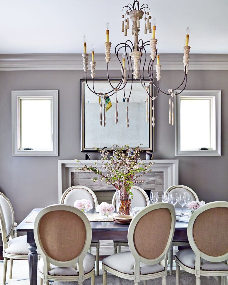 Dining Room Paint Schemes: 10 Different Shades Of Purple