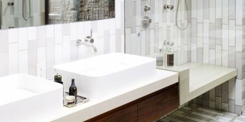 8 Bathroom Tile Trends You'll See in 2017