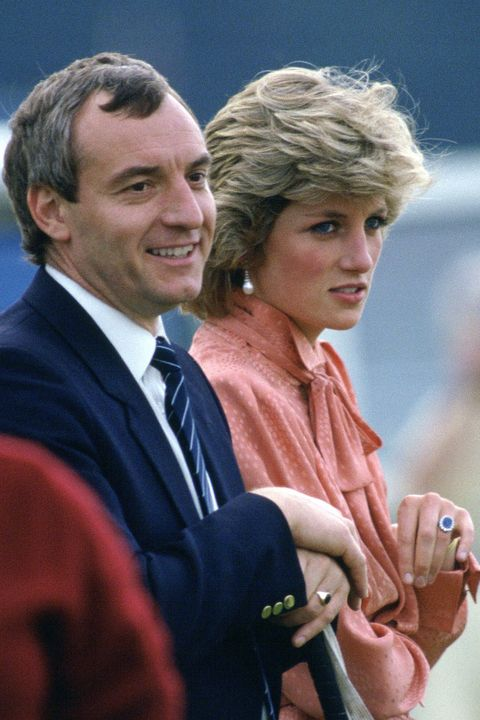 Princess Diana's Lovers