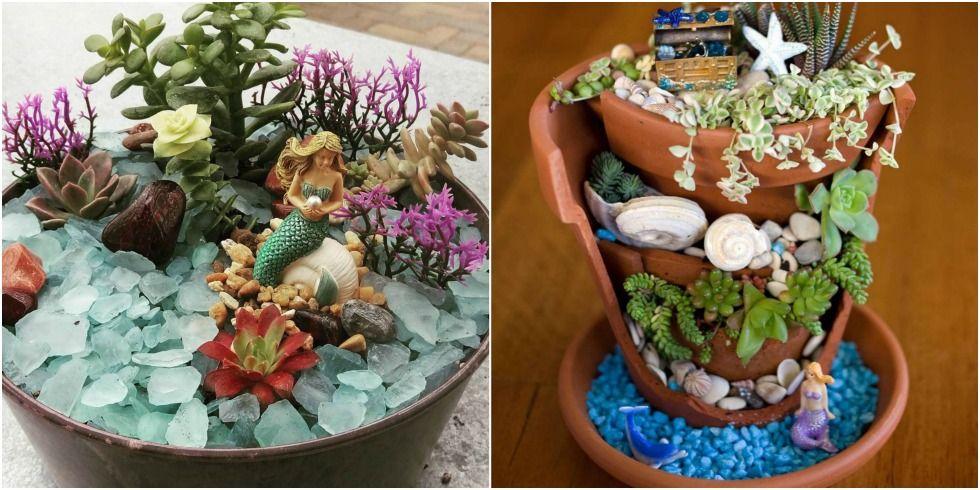 Mermaid Gardens Mini Gardens for
