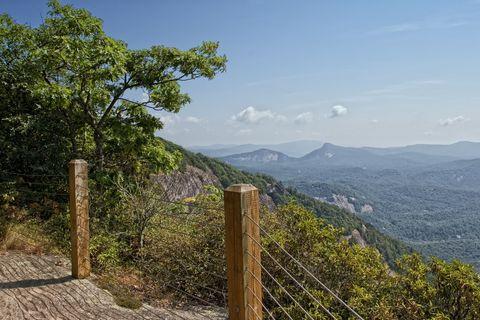 Vegetation, Sky, Mountainous landforms, Tree, Mountain, Wilderness, Hill, Hill station, Ridge, Wall,