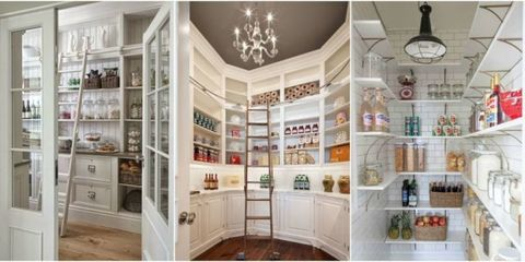 Pegboard Pantries Are Space-Saving Game Changers