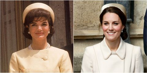 Kate Middleton Jackie Kennedy Pill Box Hats