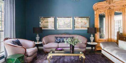 Formal Living Room Mollen