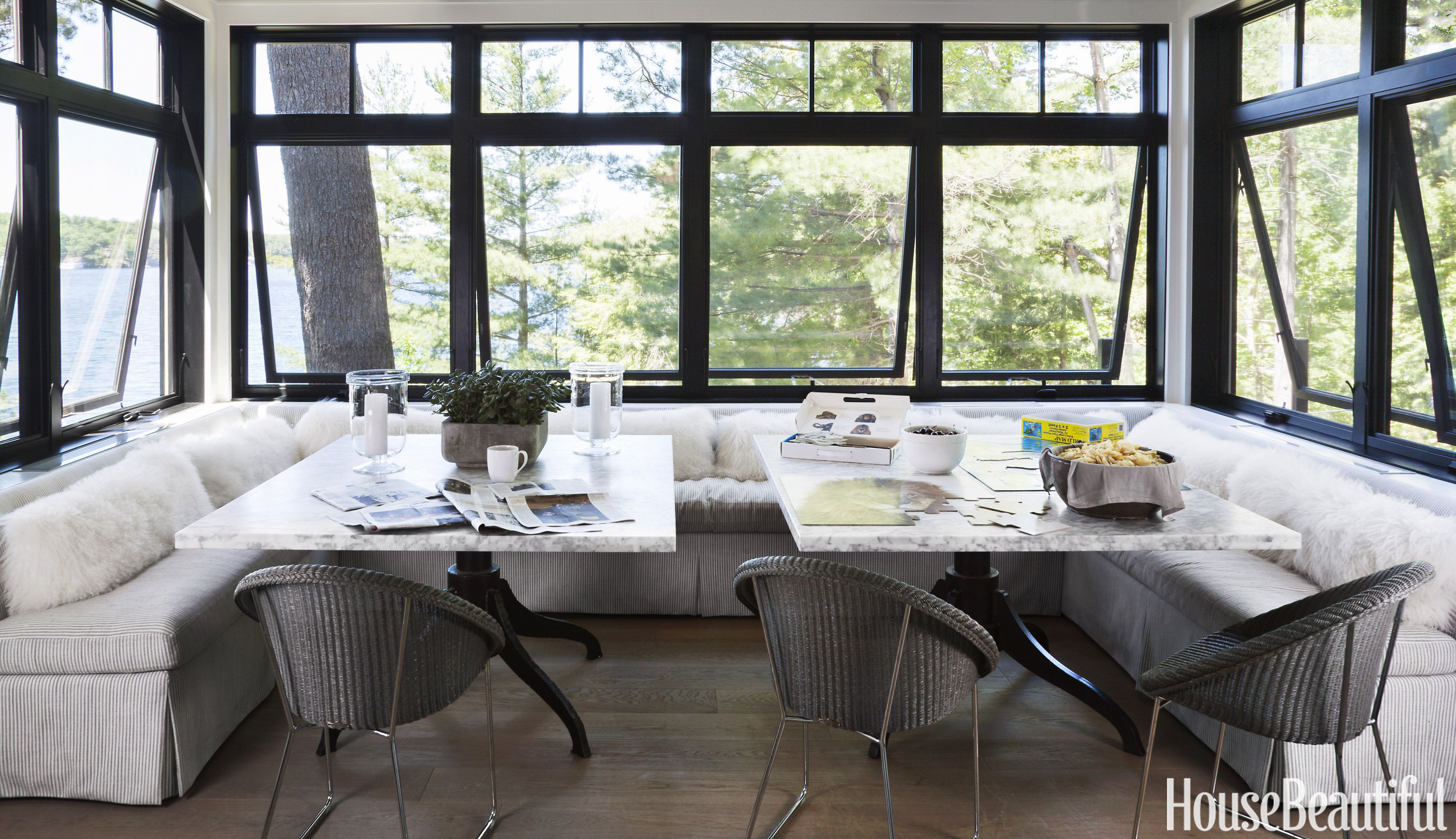 ontario lake cottage interior designer anne hepfer