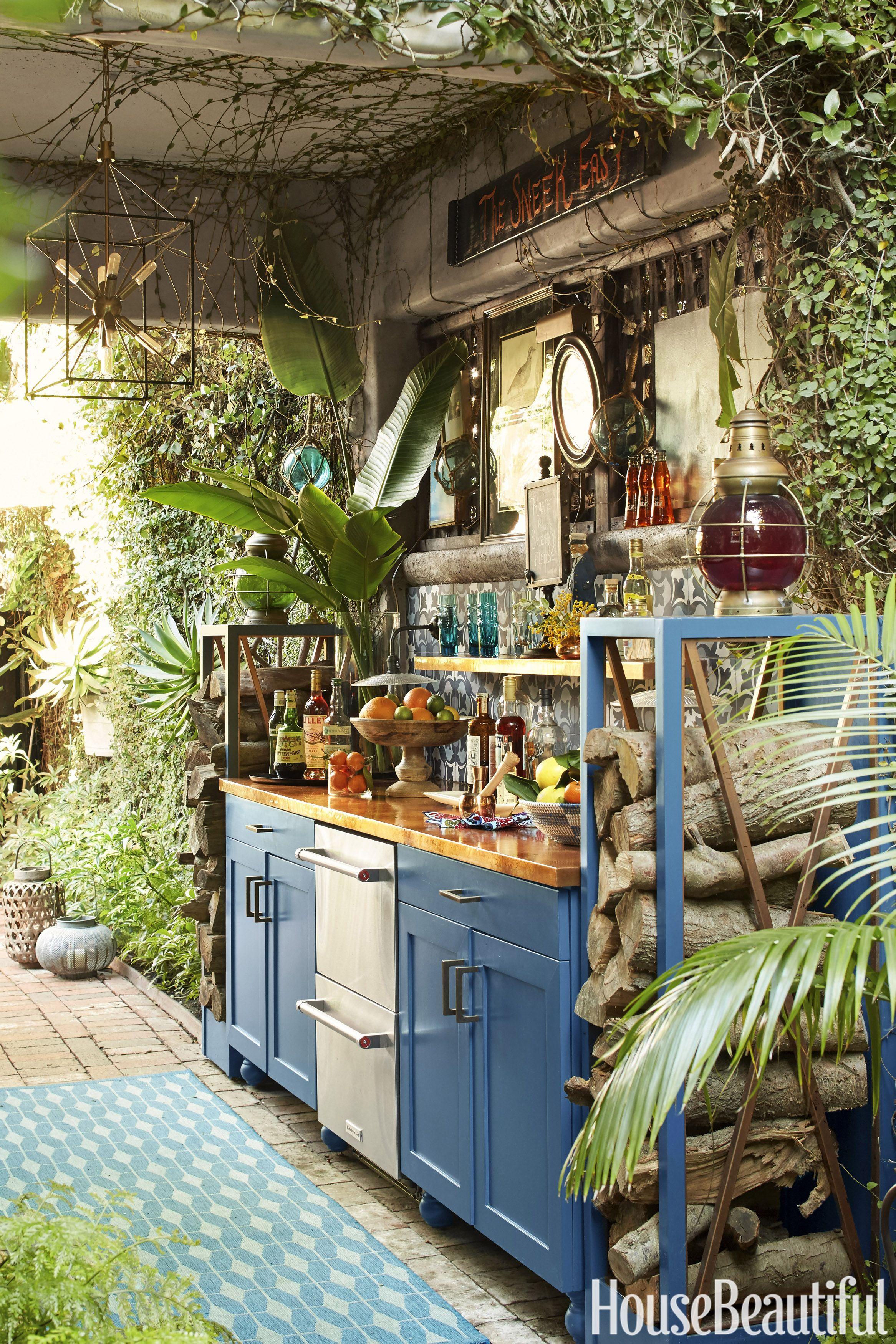 14 Outdoor Kitchen Design Ideas And Pictures Al Fresco Kitchen Styles