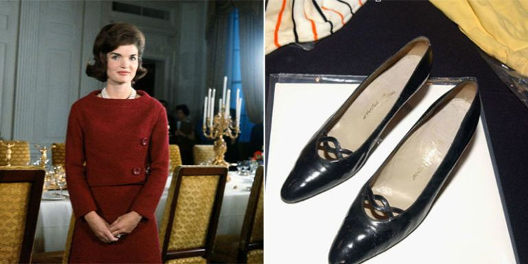 Jackie Kennedy Wore Lifts Jacqueline Kennedy Onassis Shoes