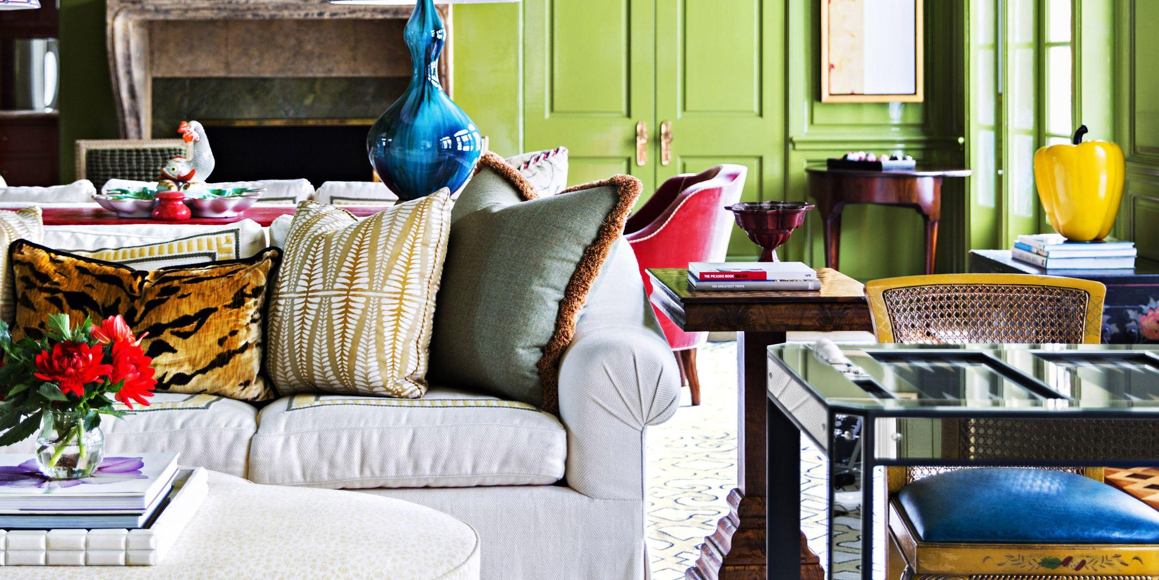 Living Room Paint Ideas Green 10 best green living rooms - ideas for green living rooms