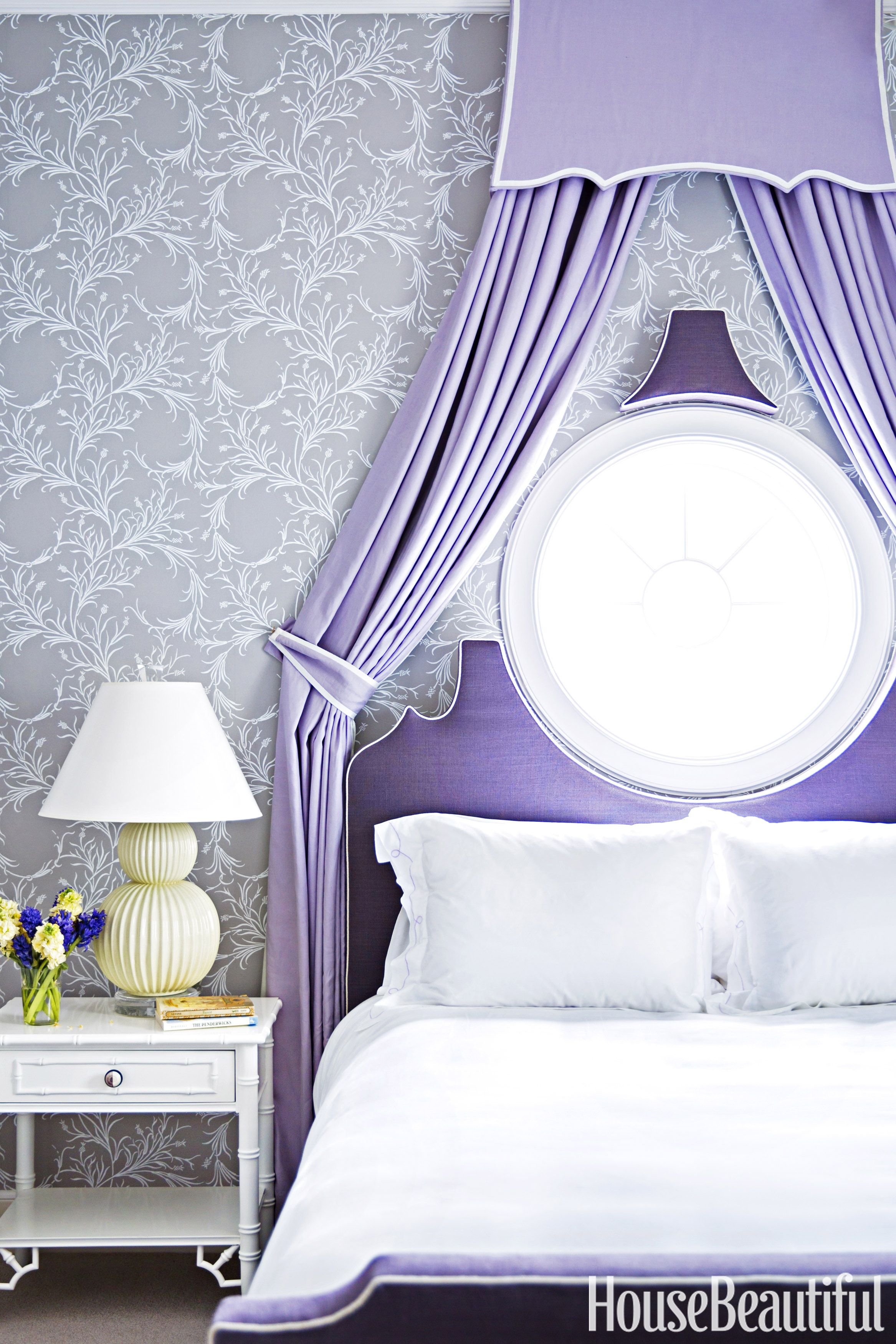 Best Purple Rooms And Decor   Lavender, Lilac And Violet Decorating Ideas