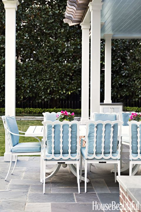 patio by celerie kemble and lindsey herod - Patio Furniture Ideas