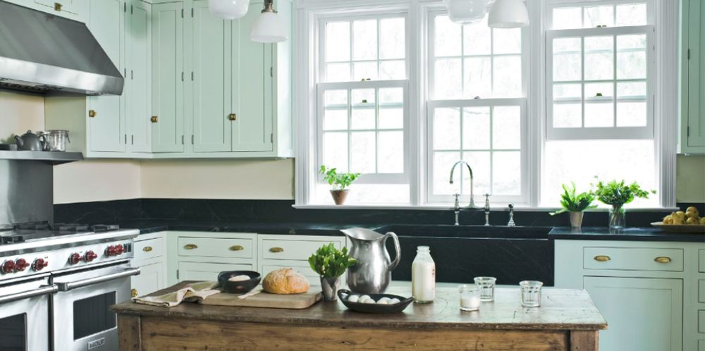 white and green kitchen cabinets 15 best green kitchens ideas for green kitchen design 28456