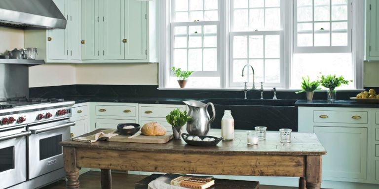 30 Best Kitchen Paint Colors - Ideas for Popular Kitchen Colors