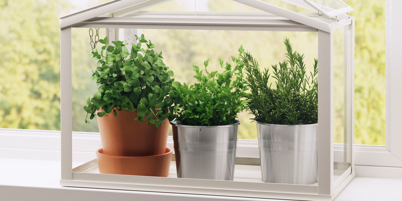 Indoor Herb Planter Box Part - 21: House Beautiful