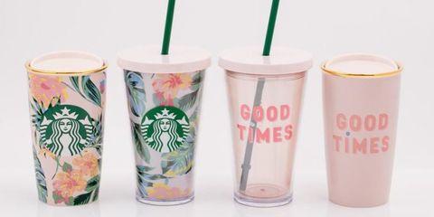 Starbucks ban.do collaboration