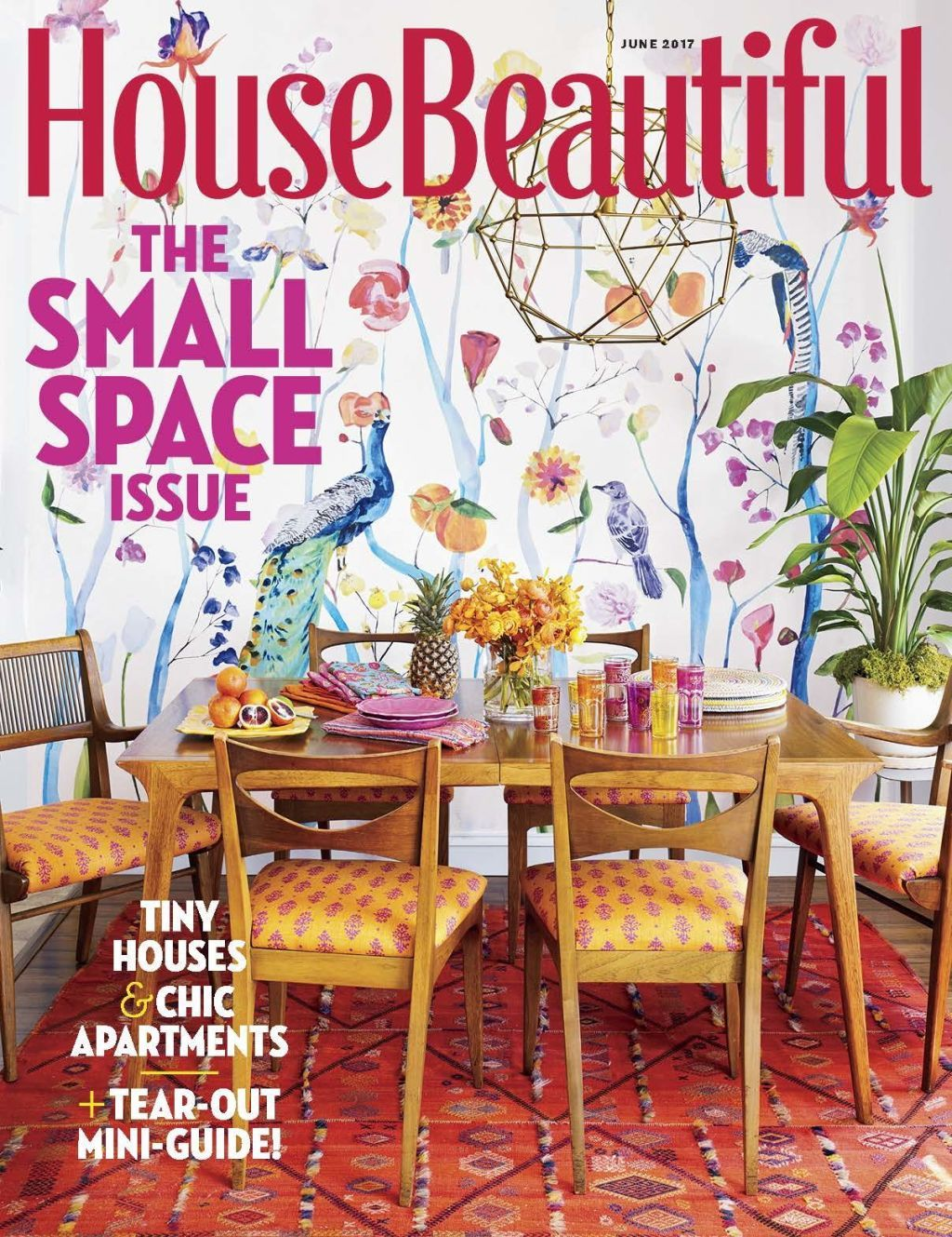 House Beautiful June 2017 Cover
