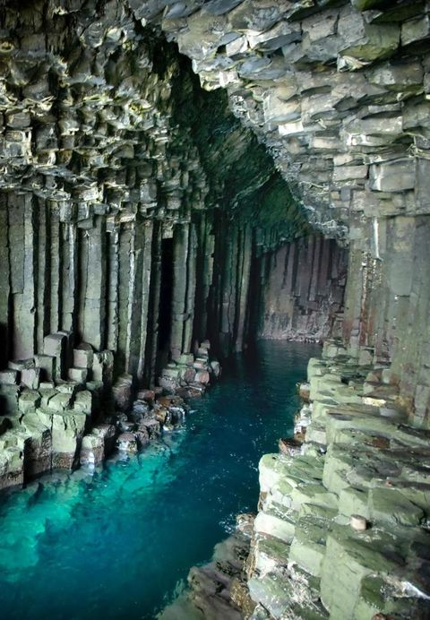 Most Beautiful Caves - Caves Around the World