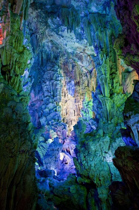 Most Beautiful Caves Caves Around The World
