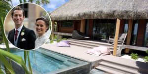 pippa middleton and james matthews honeymoon