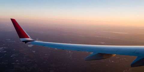 Airline, Air travel, Airplane, Sky, Airliner, Flight, Aircraft, Aerospace engineering, Wing, Flap,