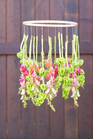 Floral chandeliers diy floral chandeliers image aloadofball Image collections