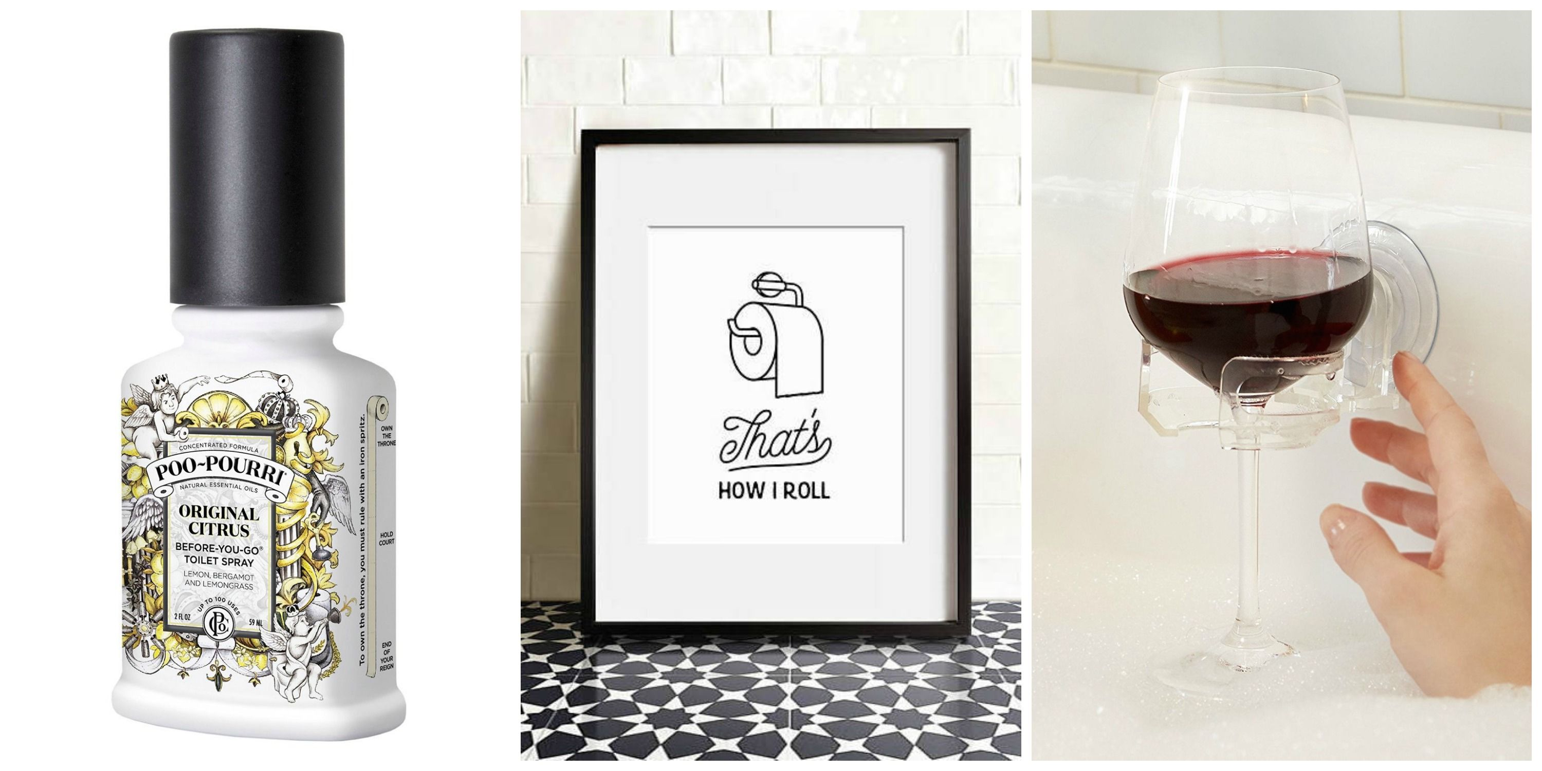 Hilariously Genius Things Your Bathroom Needs